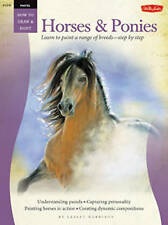 NEW Pastel: Horses & Ponies (How to Draw & Paint) by Lesley Harrison
