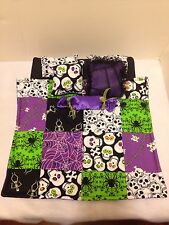 SPIDER QUILT Double Bed For Monster High, Barbie, And Bratz Dolls