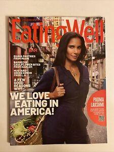 EATING WELL MAGAZINE October 2021 PADMA LAKSHMI We Love Eating In America 104p