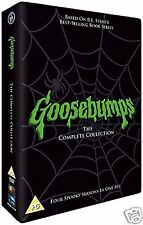 GOOSEBUMPS Complete TV Show Seasons 1 - 4 (DVD)~~~~[R.L. Stine]~~~~NEW & SEALED