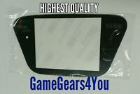 Sega Game Gear Console Replacement GLASS Screen HIGHEST QUALITY AVAILABLE L@@K