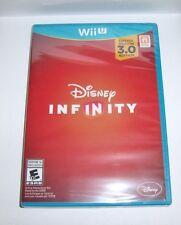 DISNEY INFINITY 3.0 Game Disc Brand New Sealed in Case Wii U Star Wars