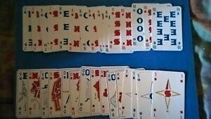 jeu de cartes original: Le Barami