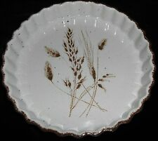 Midwinter Stonehenge WILD OATS PATTERN Quiche Pan ENGLAND