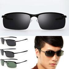 Driving Style Outdoor Polarized Eye UV400 Sunglasses Glasses Eyewear Mens Sports