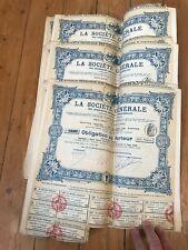 10 x DECO => LA SOCIETE GENERALE 1900 for 1€ ?