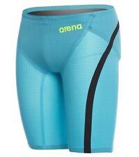 Arena Men's Carbon Flex VX Jammers FINA Swimming Race Competition Tech suit Blue