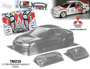 TM235 1/10 Mini Evolution III, 225mm