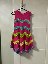 BNWT US Designer Lemon Loves Lime Confetti Birthday//Party Dress