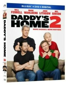 Daddy's Home 2 [New Blu-ray] With DVD, Widescreen, Ac-3/Dolby Digital,