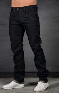 883 Police Jeans Mens Moray Designer Stylish Engineered Detail Straight New