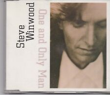 Steve Winwood-One And Only Man cd maxi single