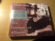 """Marino """"The Unexpected Alliance"""" cd SEALED LIMITED EDITION"""