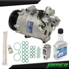 New Complete AC Compressor Kit With Clutch A/C for 07-11 Honda CRV 38810RWCA03