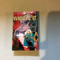 Rare Wiggle It/Take Me Away [Single] by 2 in a Room (Cassette, 1990) NEW SEALED