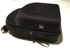 New Era Cap Carrier 6 Pack Black Hard Case Travel Hat Protector Adjustable Style