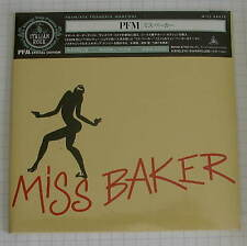 PFM - Miss Baker REMASTERED JAPAN MINI LP CD OBI NEU! BVCM-37702 SEALED