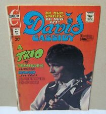 David Cassidy The Partridge Family No.8 Comic 1972 Vintage  T*
