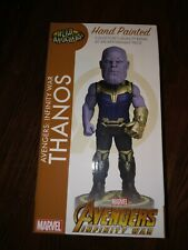 NECA MARVEL HEADKNOCKERS 10-INCH THANOS INFINITY WAR MISB HAND-PAINTED