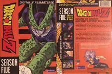 Dragon Ball Z: Season 5 (6-disc set dvd)