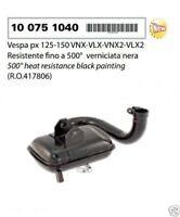 RIF ORIGINALE-417806 MARMITTA SCARICO PIAGGIO VESPA PX 125/150 VNX VLX VNX2 XLX2