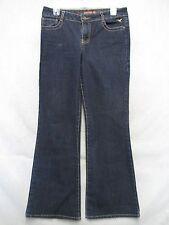 A6096 Grane Navy Blue RN#89828 Stretch Top grade Jeans Women 9 Jr. 32x31