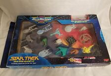 Star Trek Micro Machines Limited Edition Collector's Set Mib. Collector # 220897