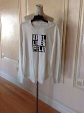 Karl Lagerfeld Long Sleeve T-shirt Sz L