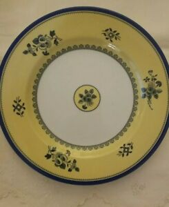 Two Spode Albany Bread & Butter Plates