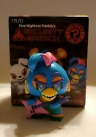 Five Nights At Freddy's Security Breach Funko Mystery Mini's GLAMROCK CHICA 1/12