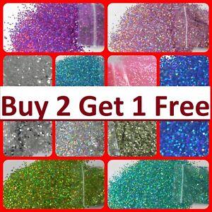 Glitter Cosmetic Chunky Nail Art Eye Festival Body Craft  BUY5 GET 10 FREE 10g