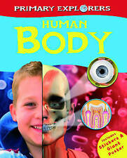 Primary Explorers - Human Body: Includes Stickers & Giant Poster (Factopedia 176