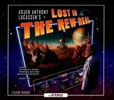 Arjen Anthony Lucassen Lost In The New Real 2 CD