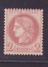 "FRANCE N°51 "" CERES 2c ROUGE-BRUN "" NEUF xx TB"