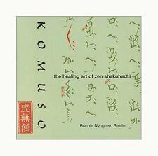 KOMUSO - Ronnie Nyogetsu Seldin .... NEW .... CD ....