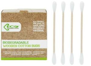 Wooden cotton buds - 200 pack