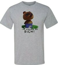 Animal Crossing - I'm Gonna Be Rich (Gamer's Delight) - Perfect Gift