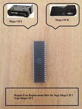 Sega Mega CD 1 2 or Multi Mega CDX LaserActive Console Region FREE BIOS