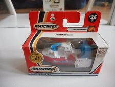 Matchbox Fire Hovercraft in Red/White in Box