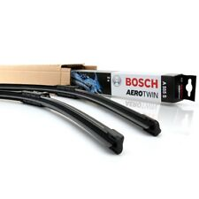 BOSCH AEROTWIN A555S Scheibenwischer Wischerblätter Satz AUDI A1 VW POLO 6R UP