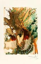 Bucéphale - Les Chevaux de Dali by Salvador Dali Art Print