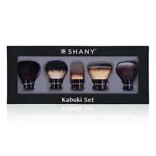 PRO KABUKI 5 PC Essential X Large Kabuki Brush Set - Synthetic & Natural Hair