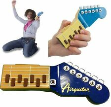 NEW KIDS INFRARED IR PORTABLE AIR GUITAR MUSIC FUN TOY PLAY SET FANCY PARTY TOYS