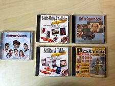 Grafik 5 CDs - Kai's Power Goo, Promi-Clips, T-Shirt-Motive, Poster, Schilder