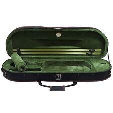 SKY 4/4 Full Size Premium Halfmoon Lightweight Violin Hard Case with Hygrometer