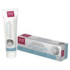 SPLAT BIOCALCIUM Professional enamel restoring & Safe whitening Toothpaste 100ml