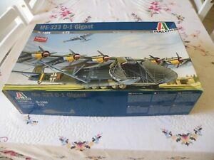 maquette Messerschmitt Me-323 D-1 Gigant 1/72 italeri ref 1104