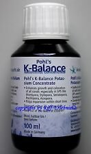 Pohl`s K-Balance Korallenzucht 100ml Kalium für Meerwasser 15,90€/100ml