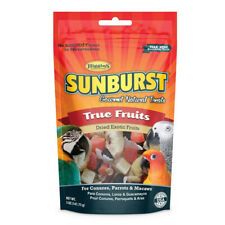 HIGGINS - Sunburst True Fruits Gourmet Treats for Conures, Parrots & Macaws 5oz