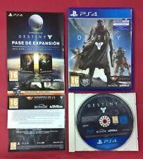 Destiny - PLAYSTATION 4 - PS4 - USADO - MUY BUEN ESTADO